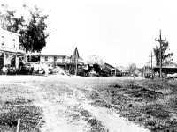 Business District 1918