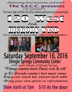 120 West & Hickory Wind 09102016